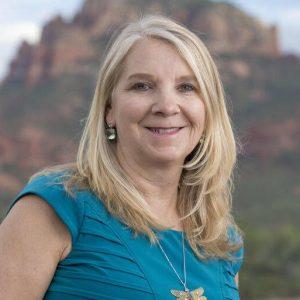 Portrait of Dr. Beth Dupree, MD in Sedona, Arizona.